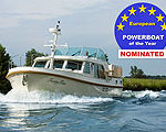 Две яхты Linssen номинированы на EUROPEAN POWERBOAT OF THE YEAR 2010