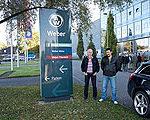 Weber-Motor и Док-Сервис - официальные партнеры