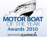 Garmin выступит спонсором конкурса Motor Boat of the Year Awards