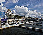 MARINETEK открывает производство железобетонных понтонов в России