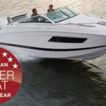 "Four Winns Vista 255 признан победителем международной премии ""European Powerboat of the Year 2016"""