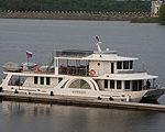 Яхта «Отрада» на «Буревестник Boat Show»