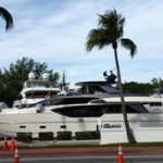 Дебют SANLORENZO SL86 на выставке Miami Yacht Show 2016