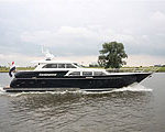 Алюминиевый Continental 2000 спущен на воду (видео)