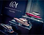 В Москве состоялась премьера Rolls-Royce WRAITH и проекта моторной яхты MCY-86