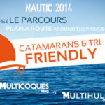 Partir en multicoque avec le Parcours « Catamaran & Tri Friendly ».