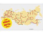 Весеннее обновление картографии С-МАР by Jeppesen
