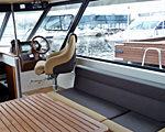 Delphia представила, ставшую одной из самых популярных моделей 1350 Escape, в обновленном дизайне
