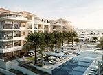Porto Montenegro приступил к строительству комплекса резиденций Regent Pool Club Residences
