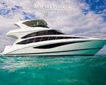 Meridian Yachts четвертый год подряд становится самым продаваемым брендом флайбриджных яхт в США