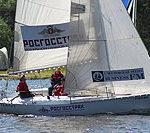 Компания «Росгосстрах-Столица» стала участником гонок  на яхтах