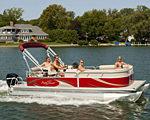 """Компания """"ЛодкаХаус"""" рада представить отечественным мореманам понтонные катера Sunchaser."""