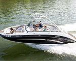 Группа «Адмирал» представляет катера «Yamaha Motor CIS»