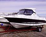 """В ноябре 2013 компания """"ЛодкаХаус"""" подписала дистрибьюторское соглашение с крупнейшей польской компанией """"Galeon"""" на поставку моторных лодок """"Galia"""" на российский рынок."""