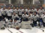 Хоккейная команда WEST — чемпион сезона 2017/18