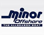 Новый сайт верфи-производителя катеров Minor Offshore