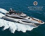 INVICTUS Yacht Trophies: MCY 105 - самая инновационная яхта!