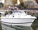 Nimbus 27 E-Power – экологическая лодка будущего