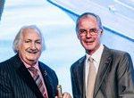 Братья Брейтуэйт, основатели компании Sunseeker, получили награду за свои выдающиеся достижения