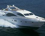 Моторная яхта Majesty 88 от Gulf Craft произвела фурор на бот-шоу в Бейруте