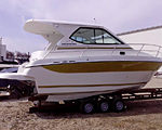 Новинка  на  Российском  рынке: круизер Starfiher Cancun 260 Cabin