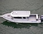 Лодка Хаус стала эксклюзивным дистрибьютором катеров River Hawk в России.