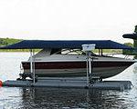 Впервые в России понтоны Floatlift