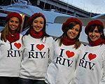 Роскошные яхты Riviera пожинают лавры на Sydney Boat Show