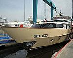 Верфь Sanlorenzo спустила на воду еще одну 27-метровую моторную яхту: SD92 Bubu Forever