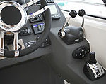 Новая система Stern Drive Joystick для яхт Nord West