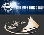 Burevestnik Group на выставке «Московское боут-шоу»